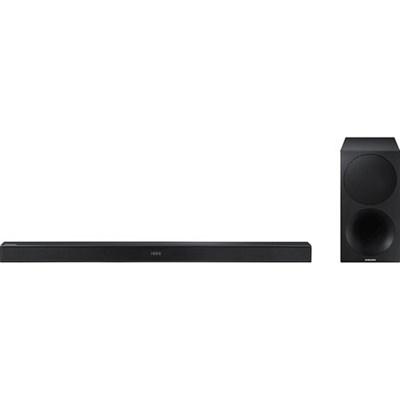 samsung hw m450 2.1 ch soundbar w wireless subwoofer review