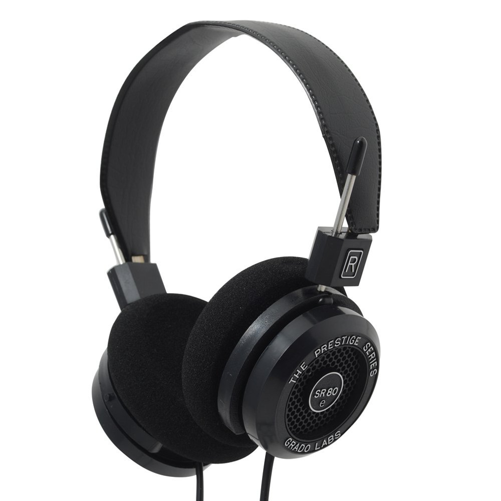 grado sr80e prestige series headphones review