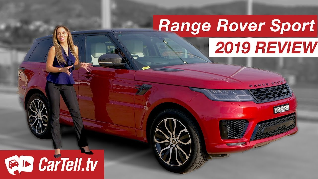 range rover sport review australia