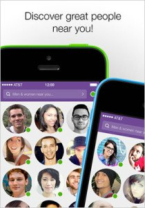 two peas dating app review