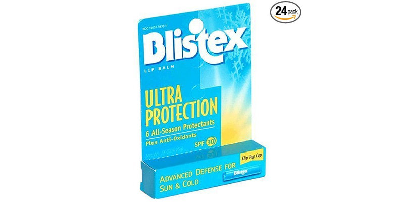 blistex five way lip protection review
