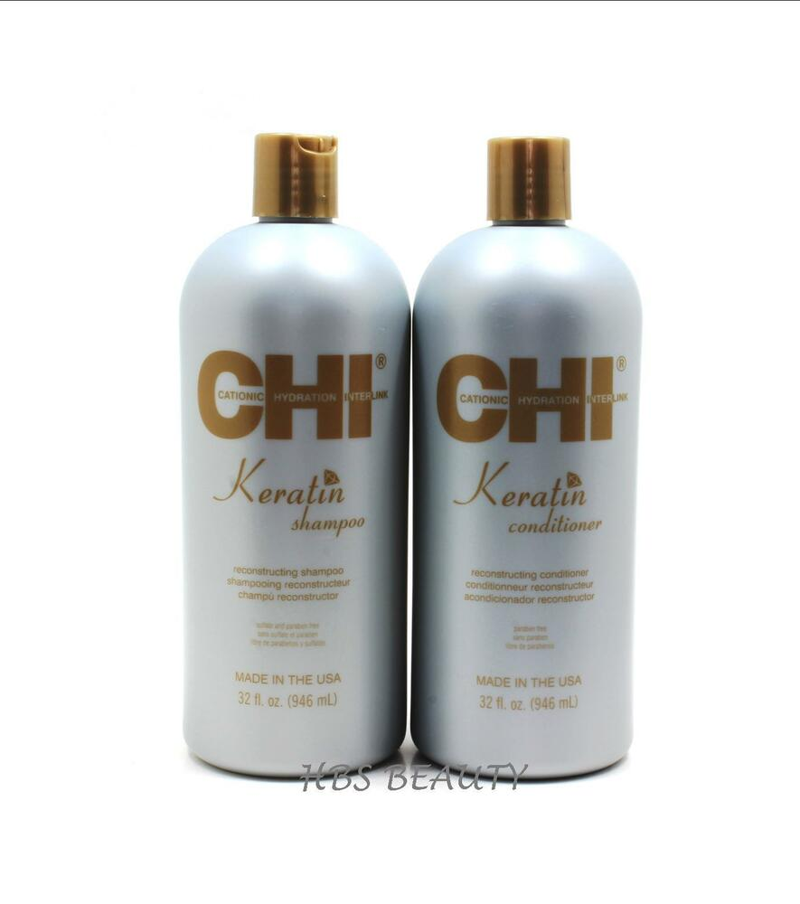 chi shampoo and conditioner reviews