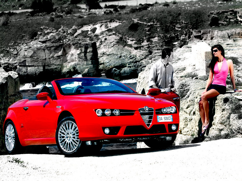 alfa romeo brera spider review