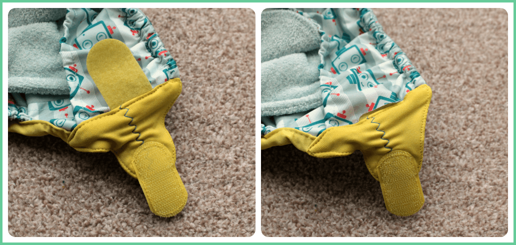 close parent pop in nappy review