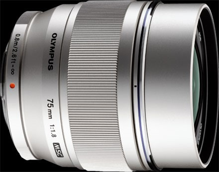 olympus 75mm f1 8 review
