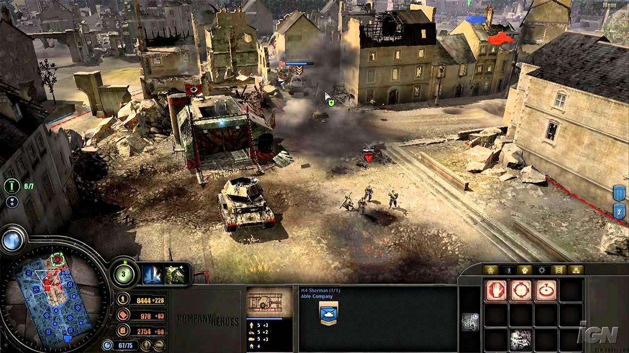 company of heroes 2 review ign