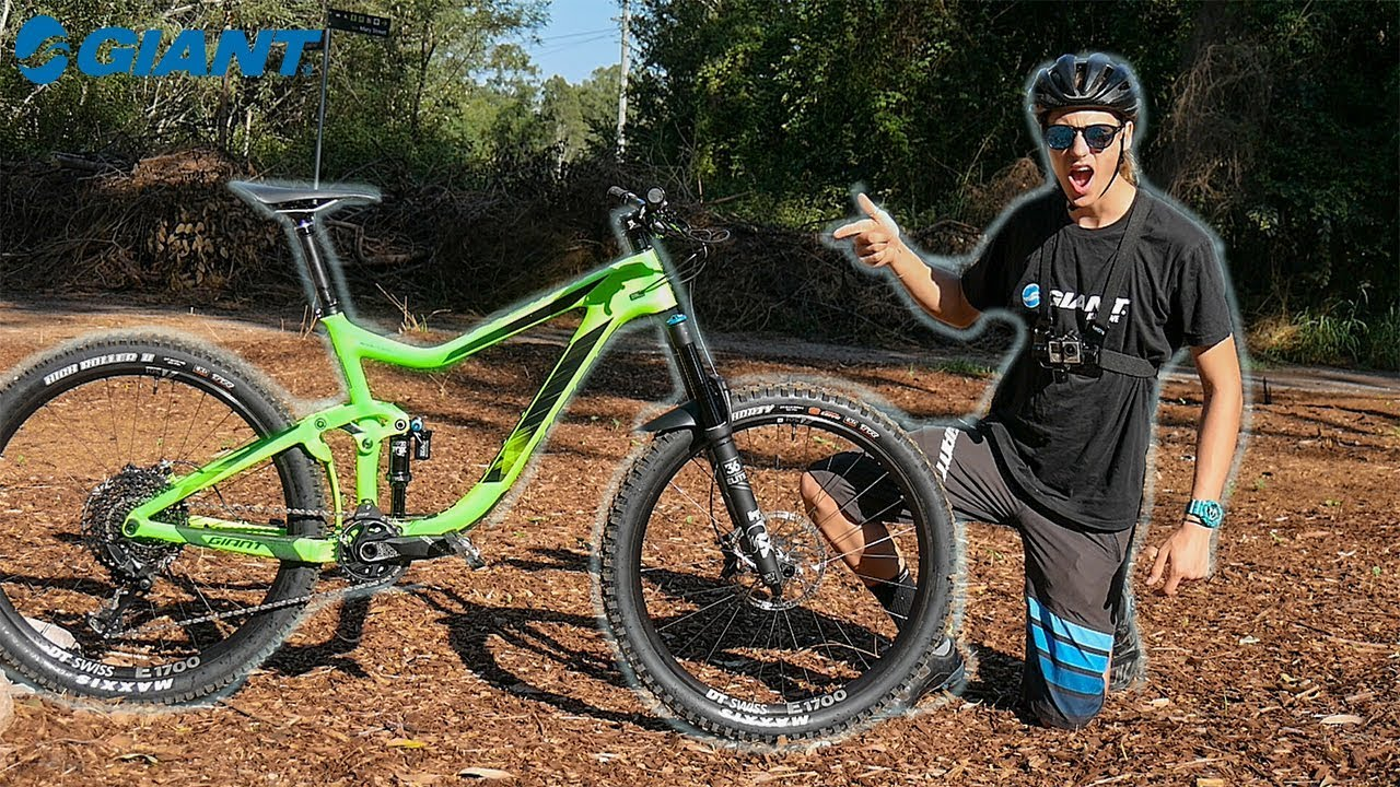 2011 giant reign 1 review