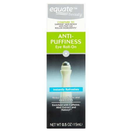 equate anti puffiness eye roll on review