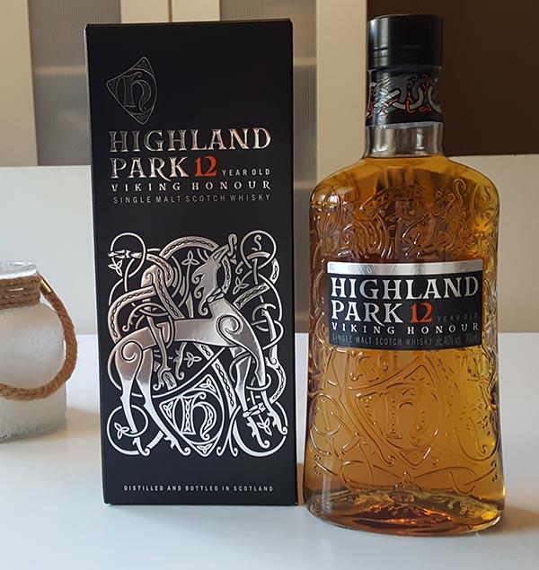 highland park 12 yr review