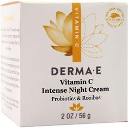 derma e intense night cream reviews