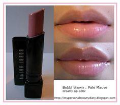bobbi brown uber pink lipstick review