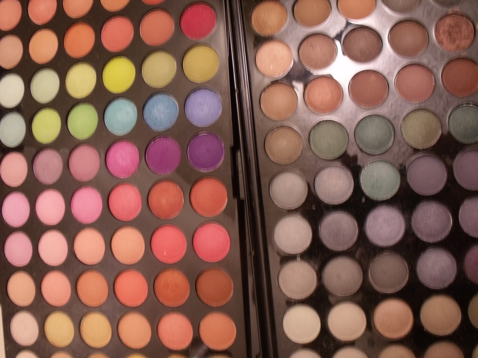 bh cosmetics 120 palette 3rd edition review