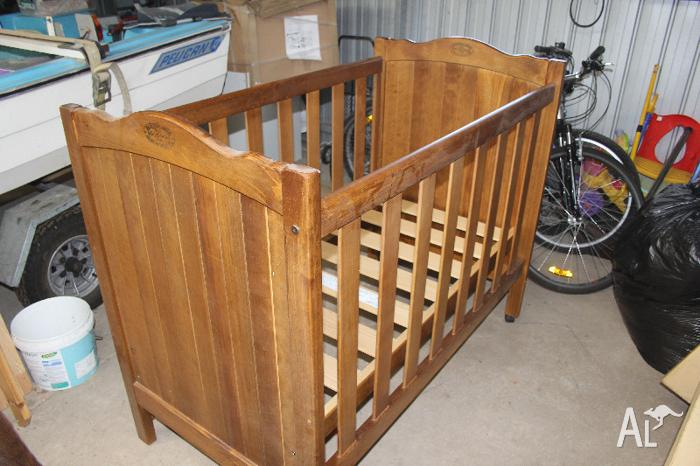 australiana heirloom collection cot review