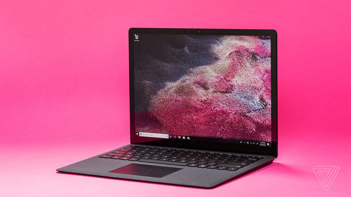 microsoft 2 in 1 laptop review