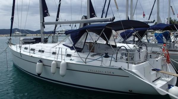 beneteau cyclades 43.4 review