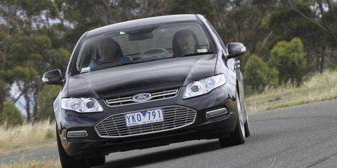 2012 ford falcon xr6 limited edition review