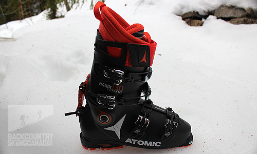 atomic hawx ultra 130 review