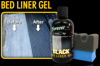 forever black bumper & trim dye kit review