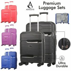 aerolite hard shell suitcase review