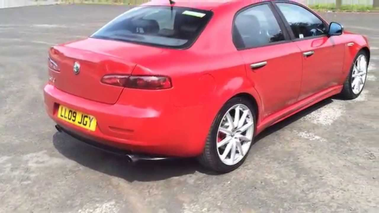 alfa romeo 159 jtd ti review