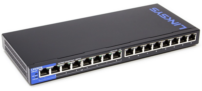 16 port gigabit switch review