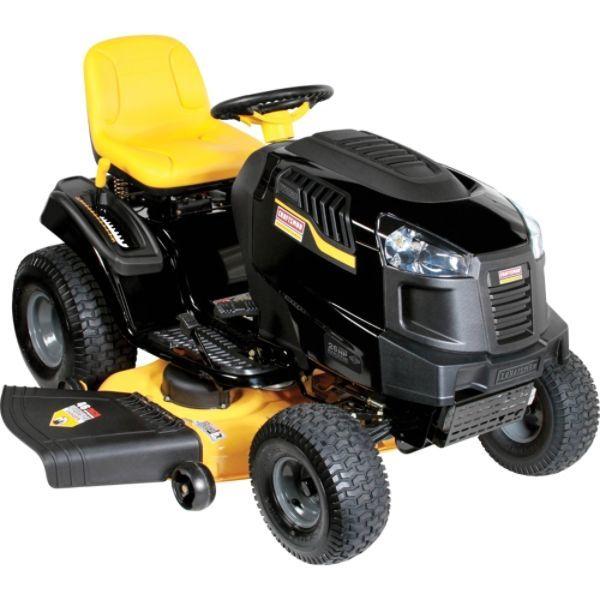 craftsman pro series garden tractor reviews