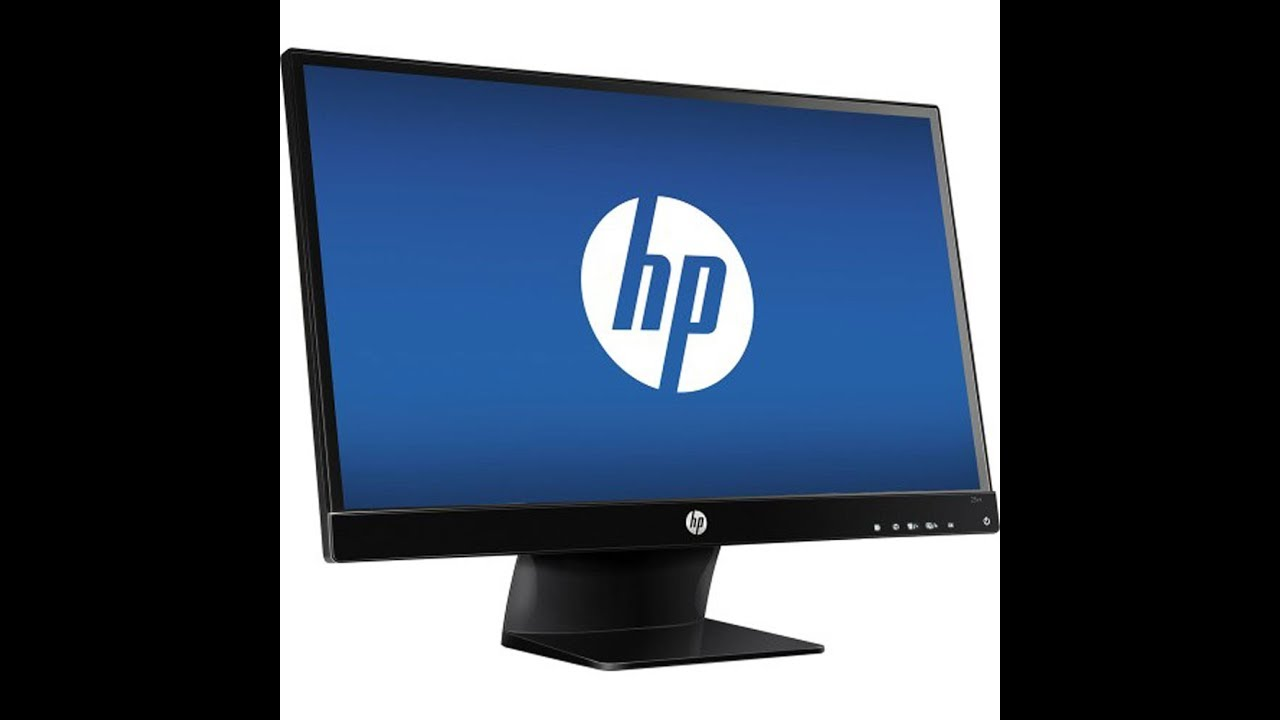 hp 25 ips monitor review