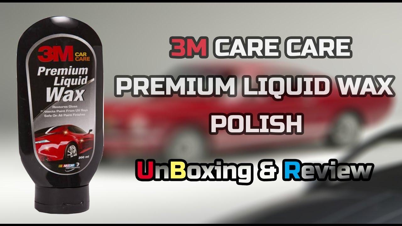 3m premium liquid wax review