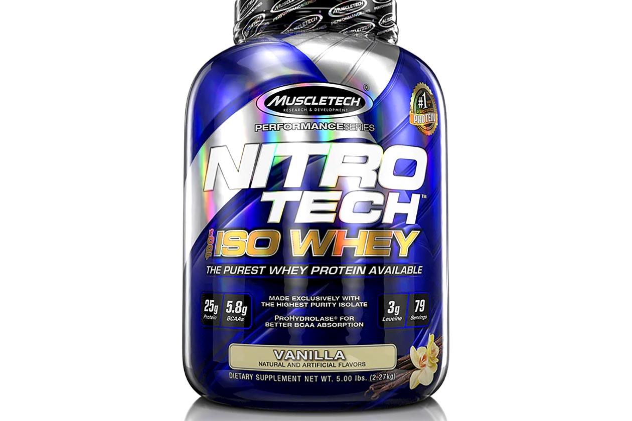 cell tech nitro tech stack review