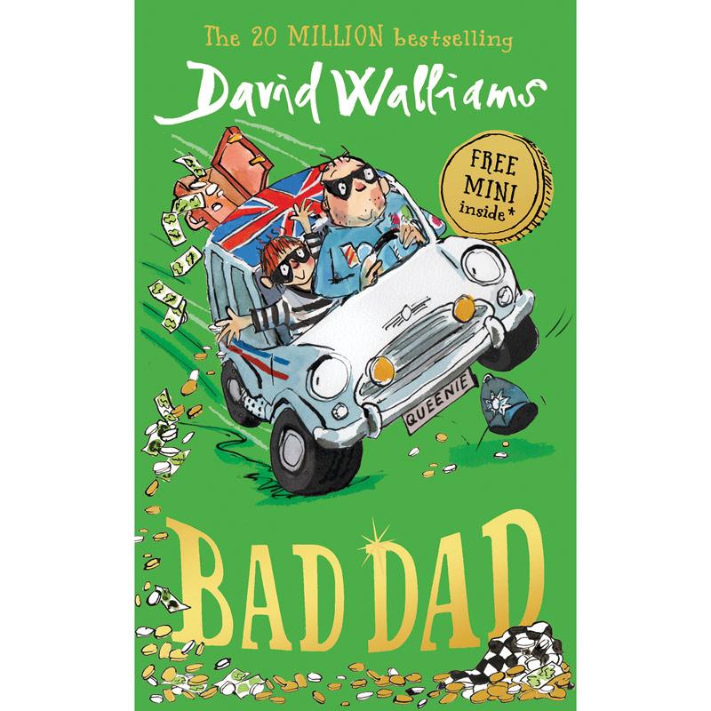 bad dad david walliams review