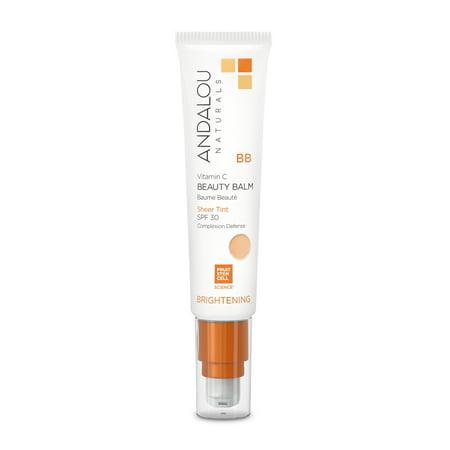 andalou naturals skin perfecting beauty balm review
