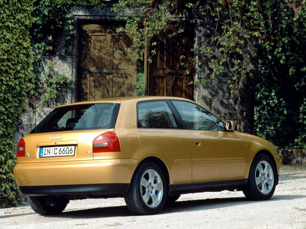 audi a3 2002 model review