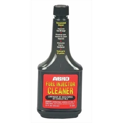 abro fuel injector cleaner review