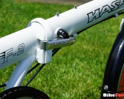 hasa f1 folding bike review