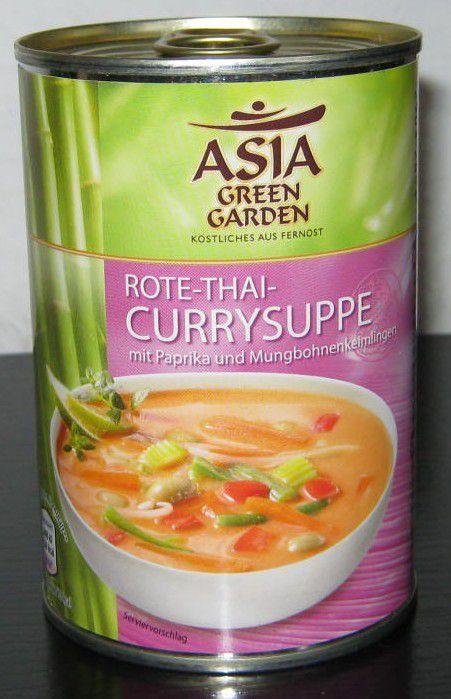 aldi thai green curry review