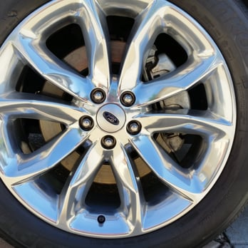 alloy wheel repair specialists review