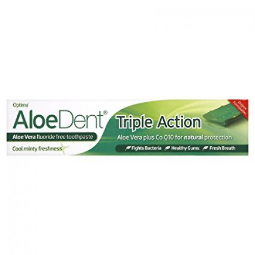 aloe dent whitening toothpaste review