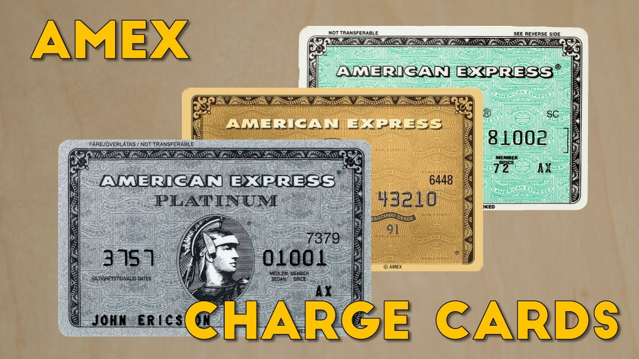 american express platinum charge card review