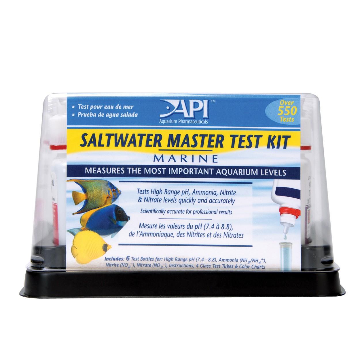 api freshwater master test kit review