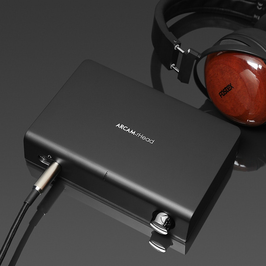 arcam rhead headphone amplifier review