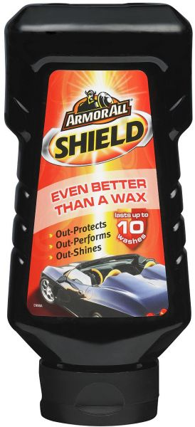 armor all shield wax review