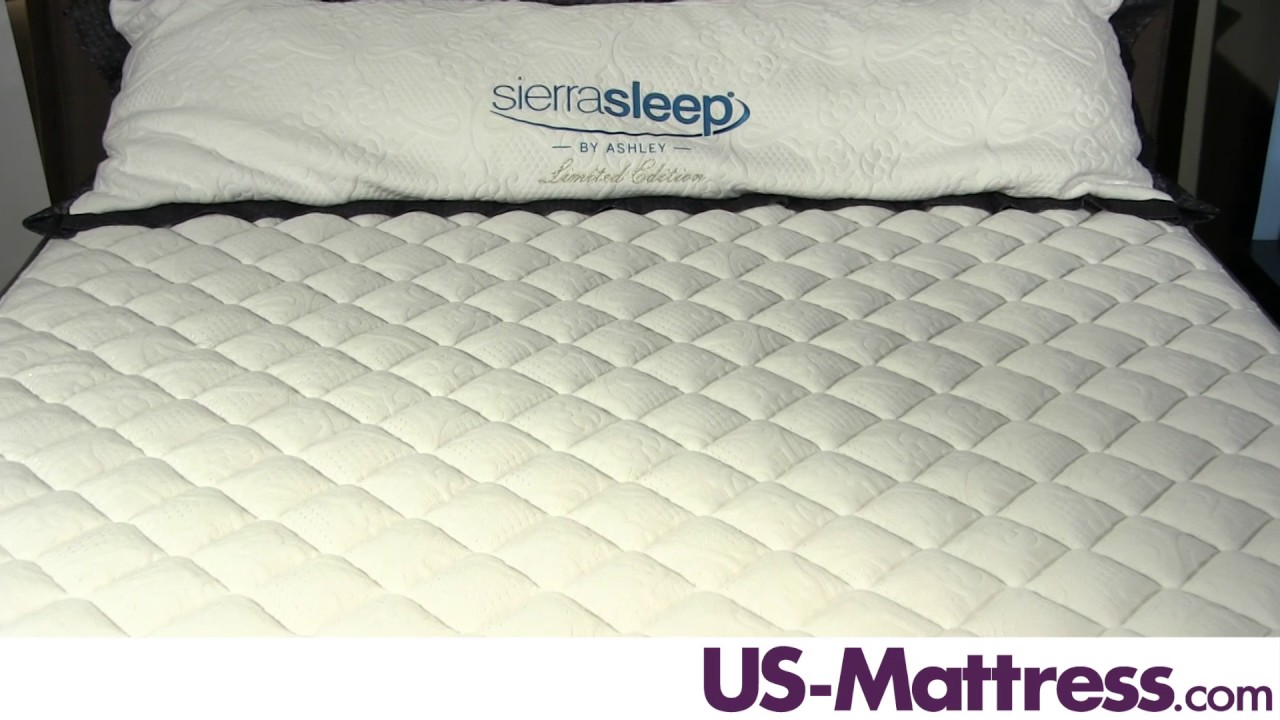 ashley sleep respond mattress reviews