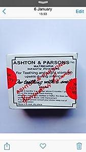 ashton and parsons teething powder reviews