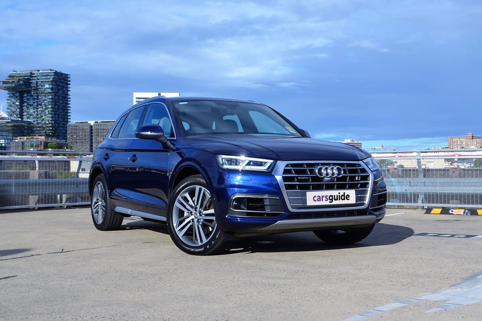 audi q5 v6 tdi review