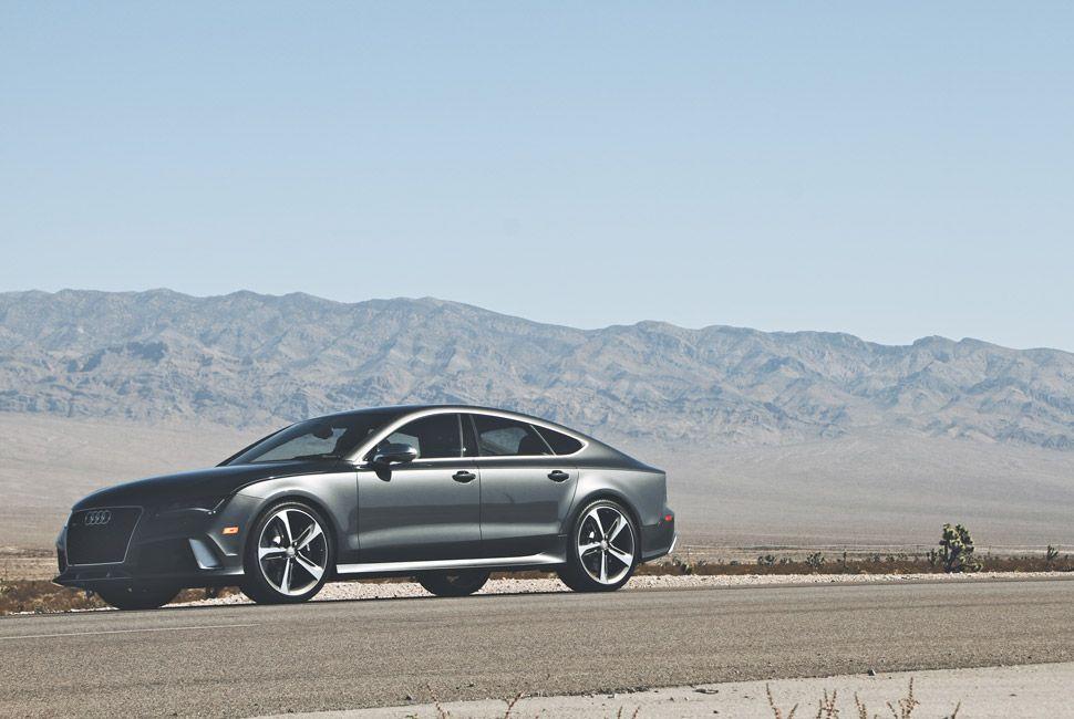 audi rs7 review top gear