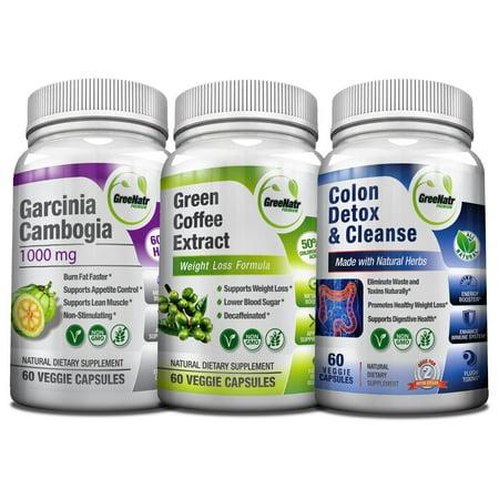 garcinia cambogia coffee bean extract reviews