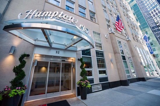 hampton inn manhattan downtown financial district reviews