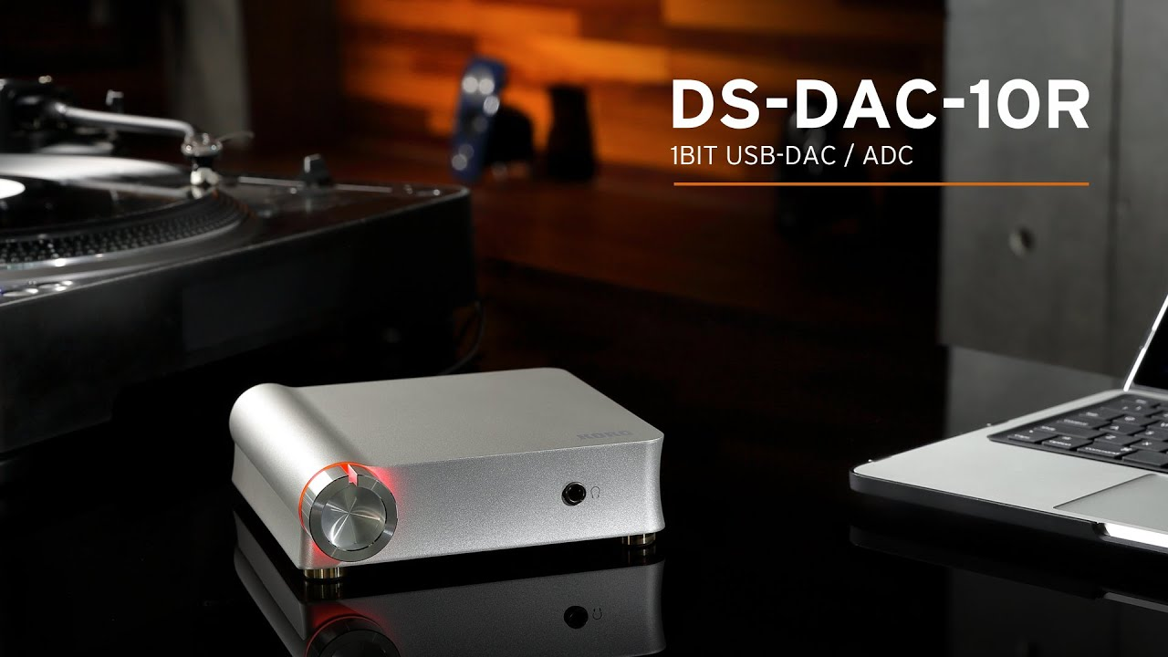 korg ds dac 10r review