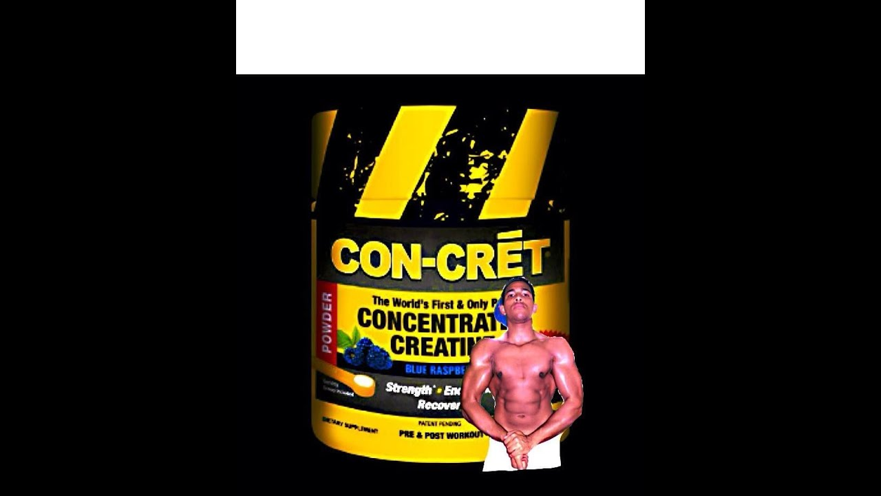 con cret creatine pills reviews