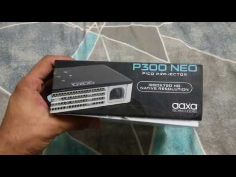 aaxa p300 pico projector review